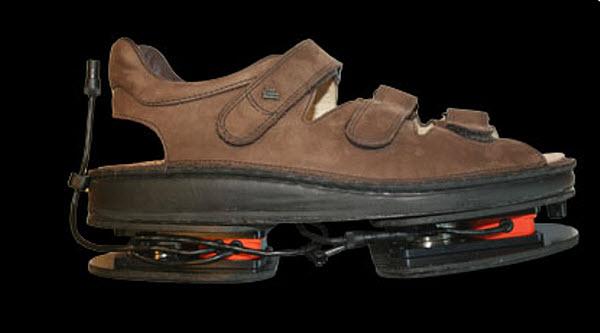 79 С помощью «умной» обуви можно узнать особенности своей походки