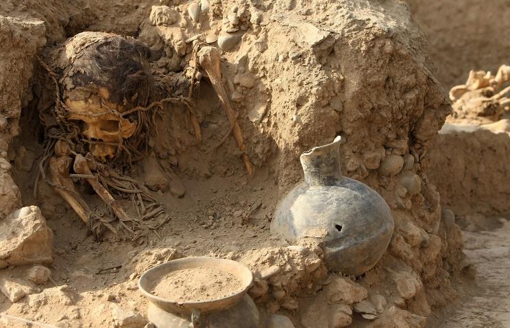 7cbf3c1b35ce14f9b30f1f5c7fa4091f В Чили обнаружена древняя мумия