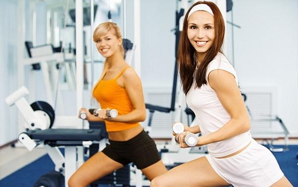 81 Занятия спортом делают женщин более умными и счастливыми