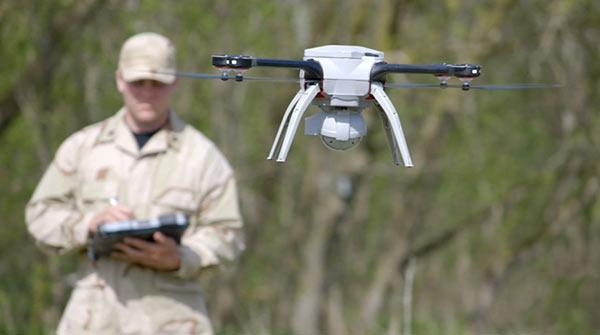 820 Квадрокоптер как шпионская игрушка