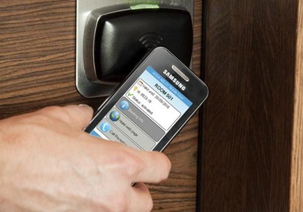 83 Вместо дверного ключа скоро будут использовать мобильники