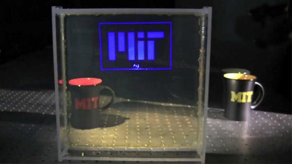 830 Физики создали пленку превращающее стекло в дисплей