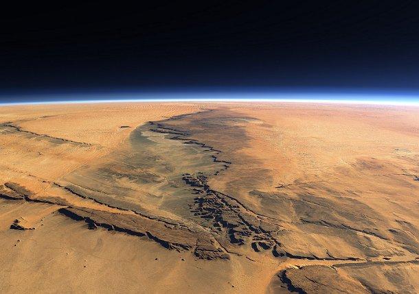 86080 Ученые нашли на Марсе соленую воду