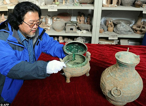 861 ТОП-5 интересных археологических открытий 2011 года