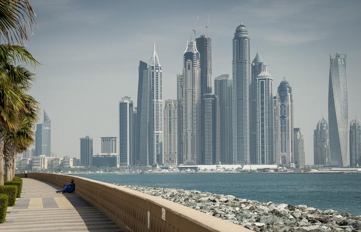 8e56e7e830e727f2513e2ab5822be433 В ОАЭ спроектировали первый в мире беспилотник для тушения пожаров в небоскребах