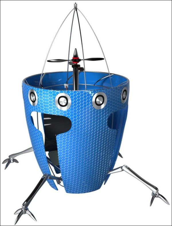 910 Робот для столкновений