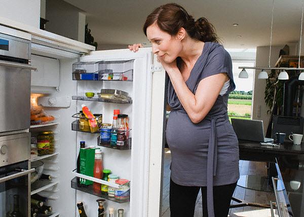 95 Беременные могут защитить своих малышей от аллергии правильным питанием