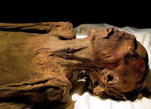 952_9382big Ученые нашли в американском музее загадочную мумию
