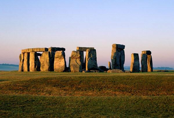 991 Где древние брали камни для Стоунхенджа?