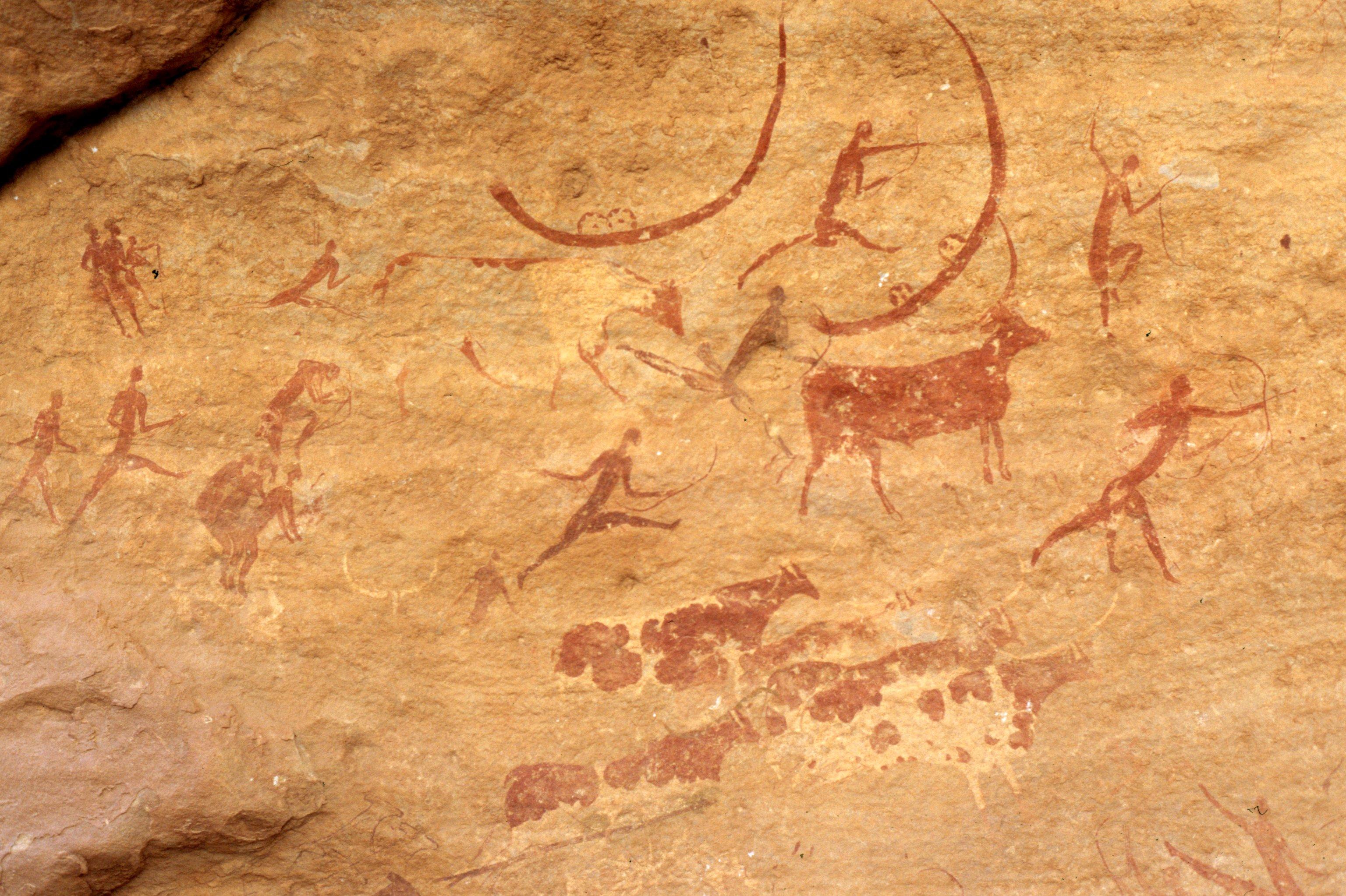 algerien_5_0049 В Испании найдена новая пещера с наскальной живописью