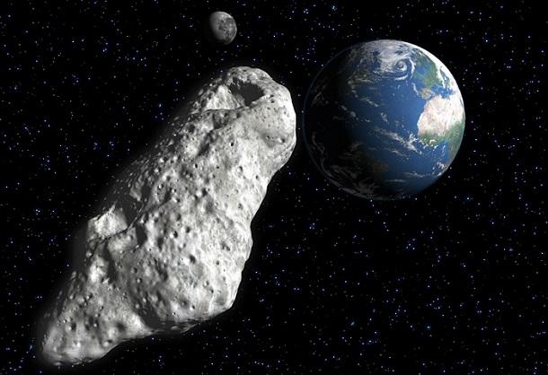 asteroid За 35 лет к Земле приблизятся на опасное расстояние 11 астероидов