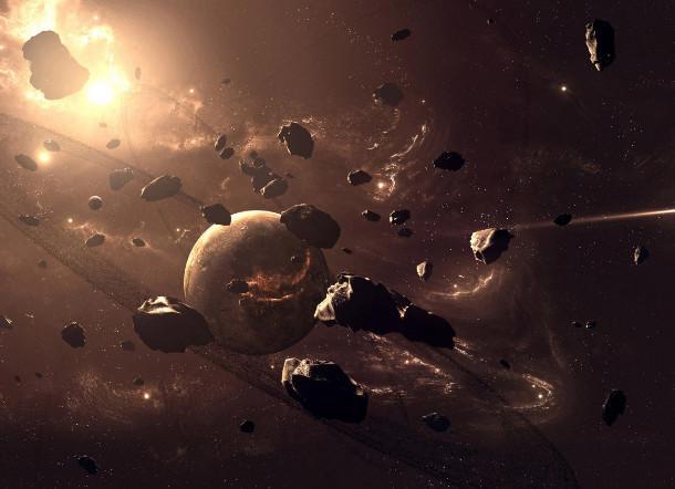 asteroids Инопланетяне могут прятаться в нашей Солнечной системе