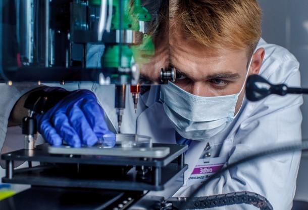 bioprint Российские ученые впервые напечатали работоспособный орган на принтере