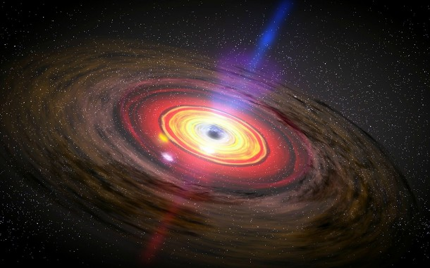 chernay_dira_7 В Млечном Пути обнаружена еще одна огромная черная дыра
