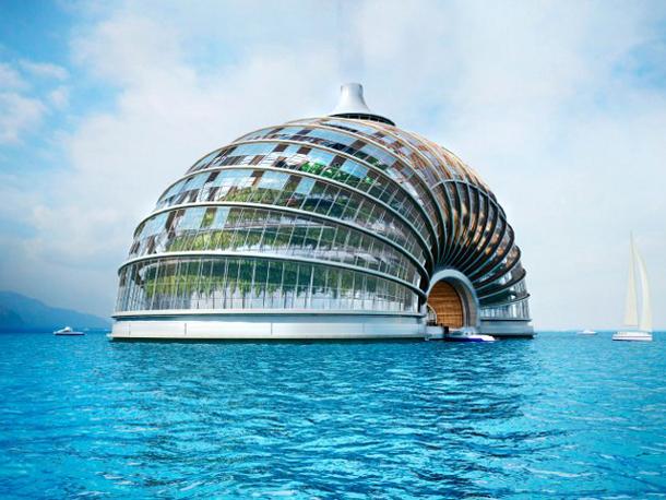 city_1 К 2020 году может появиться первый плавучий город