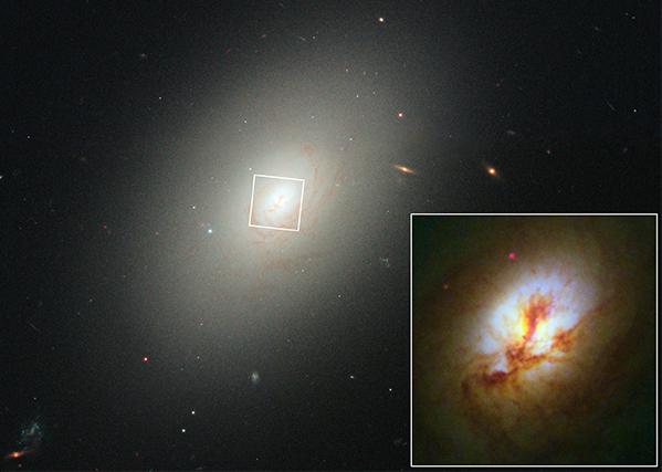 d0b3d0b0d0bbd0b0d0bad182d0b8d0bad0b0-ngc-4150 Рождение звезд в стареющих галактиках возможно