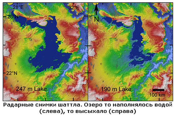 d181d0bdd0b8d0bcd0bad0b8 В центре Сахары 250 тысяч лет назад было гигантское озеро