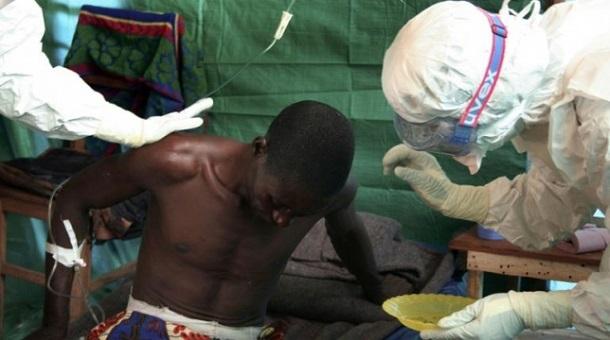 ebola Вирус Эбола движется на Европу