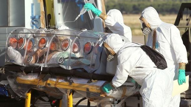 ebola2 Вирус Эбола мутировал
