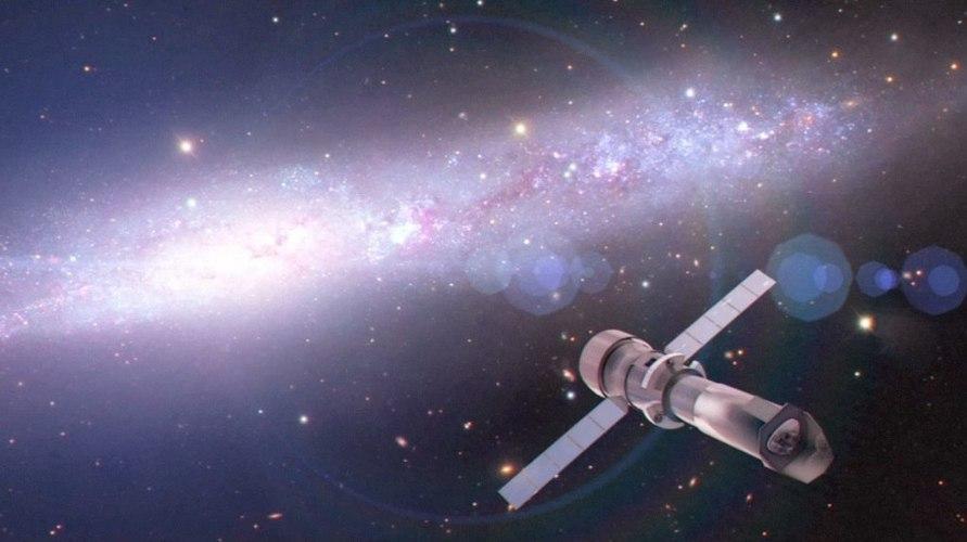esa Европейское космическое агентство построит гигантский космический телескоп