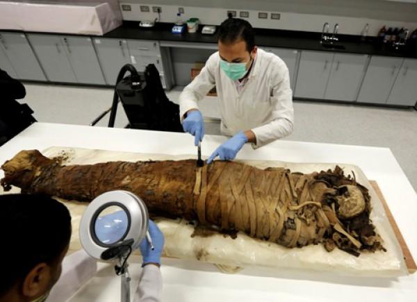 f318ba29470ffb0d1c91e48cc1e5c94d В Египте обнаружена новая мумия