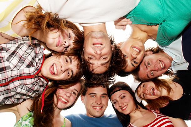 friends Люди выбирают себе друзей по генам