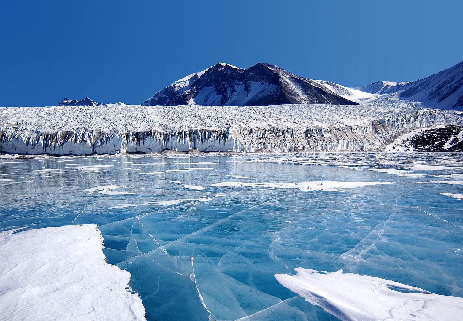 fryxellsee_opt Ученые считают что в древности климат Антарктики был схож с климатом в современной Калифорнии