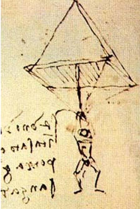 gfh ТОП-10 подарков человечеству от Леонардо да Винчи