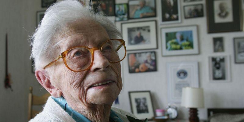 hennie-van-andel-schipper Изучив кровь старейшей женщины в мире ученые открыли границу жизни и смерти