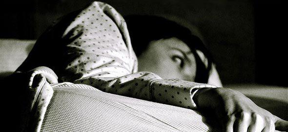 Бессонница уменьшает объем мозга