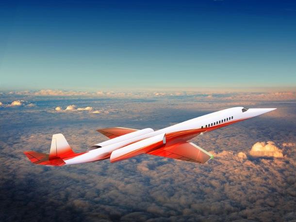 kartinki24_aviation_0089 Американцы собираются построить сверхзвуковой пассажирский самолет