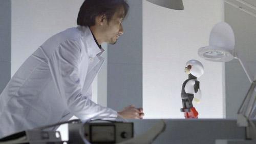 kirobo-5 В Японии создан робот-астронавт Kirobo