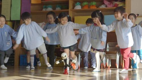 kirobo-6 В Японии создан робот-астронавт Kirobo