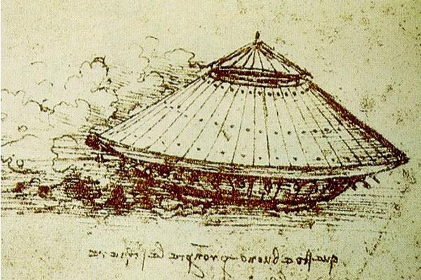 kt ТОП-10 подарков человечеству от Леонардо да Винчи