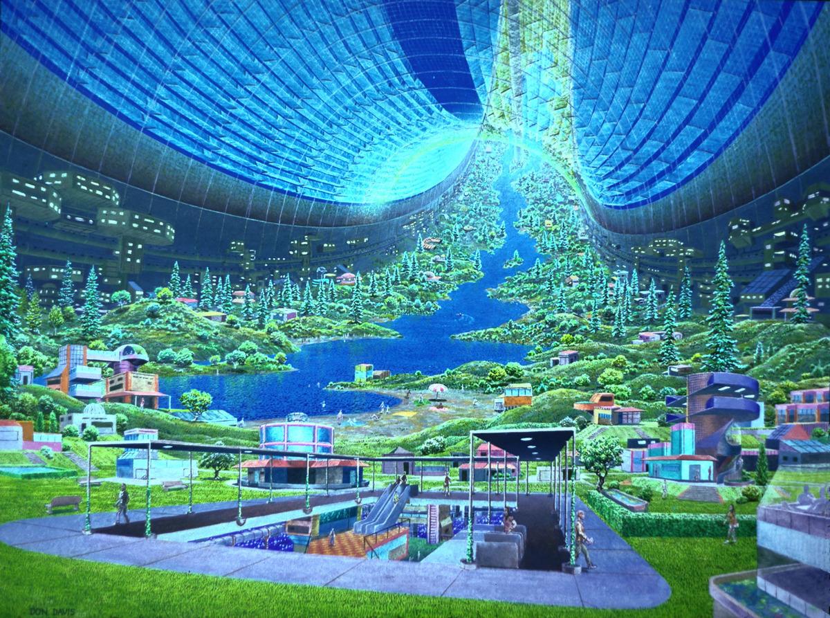 large_stantrus Ученые разрабатывают корабль для спасения человечества