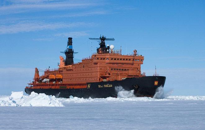 ledokol_50_let_pobedi_x660 В Северном Ледовитом океане найдены новые залежи метана
