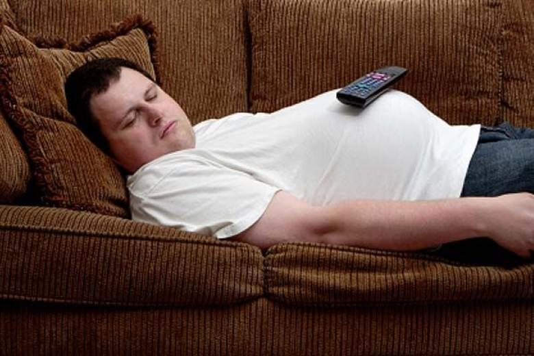 Любители длительных посиделок у экрана телевизора рискуют сердечнососудистыми заболеваниями