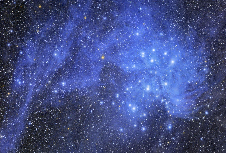 m45wf_hallas_r Телескоп «Гайя» подсчитает звезды