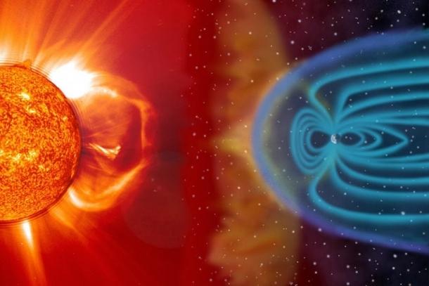 magnitnie_buri В 2016 году на Землю обрушится 40 магнитных бурь