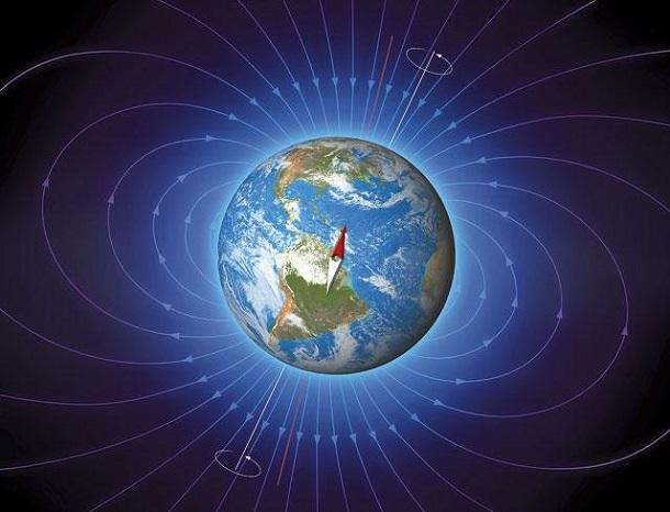 magnitnoe-pole-zemli В Индии установят магнит весом 50 тысяч тонн