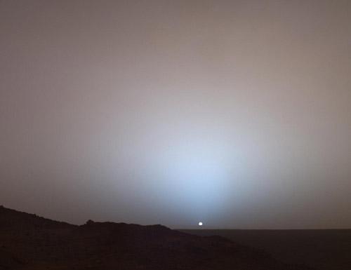 mars-sunset-comet-thumb-600x462-1737671 К Марсу летит комета