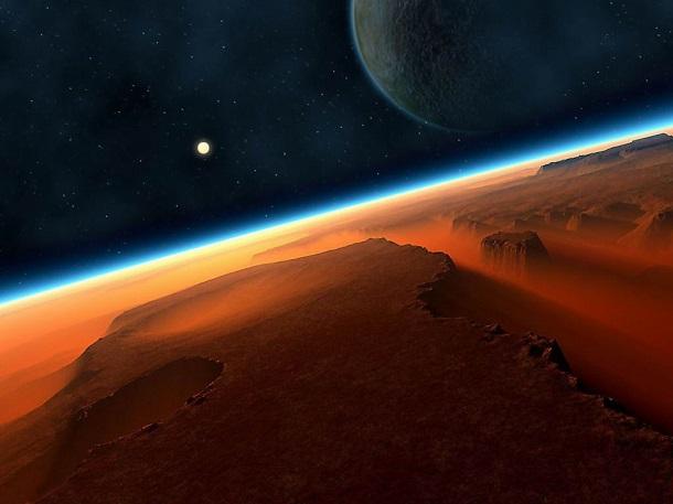 mars7 Ученые будут исследовать Марс с помощью виртуальной реальности