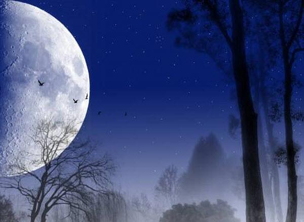 moon 19 марта Луна максимально сблизится с Землёй