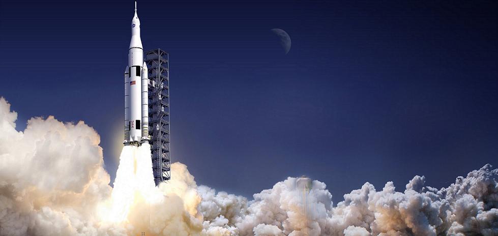 new_sls_10x7_300 В сентябре NASA испытает новые двигатели для полета на Марс