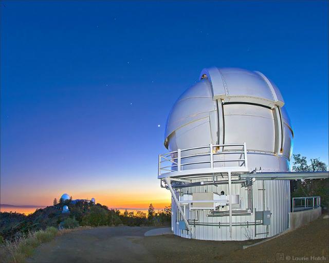 o_919684 В этому году запущен в строй первый автоматизированный телескоп APF