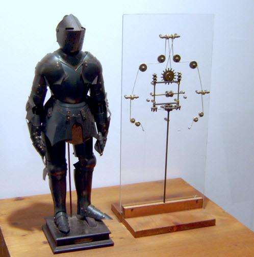 p ТОП-10 подарков человечеству от Леонардо да Винчи