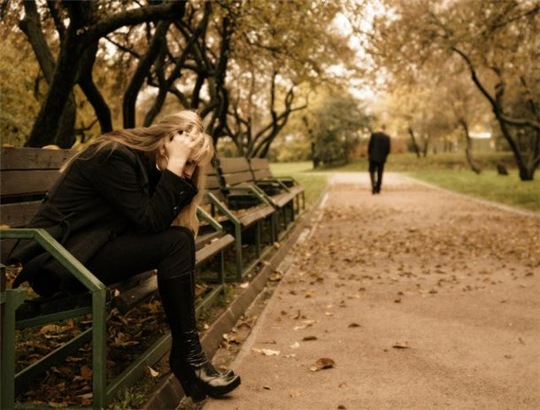 parting Разрыв длительных отношений может привести к смерти