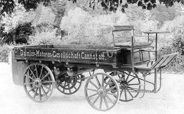 pervyiy-gruzovik-daimler Первый грузовик появился почти 120 лет назад