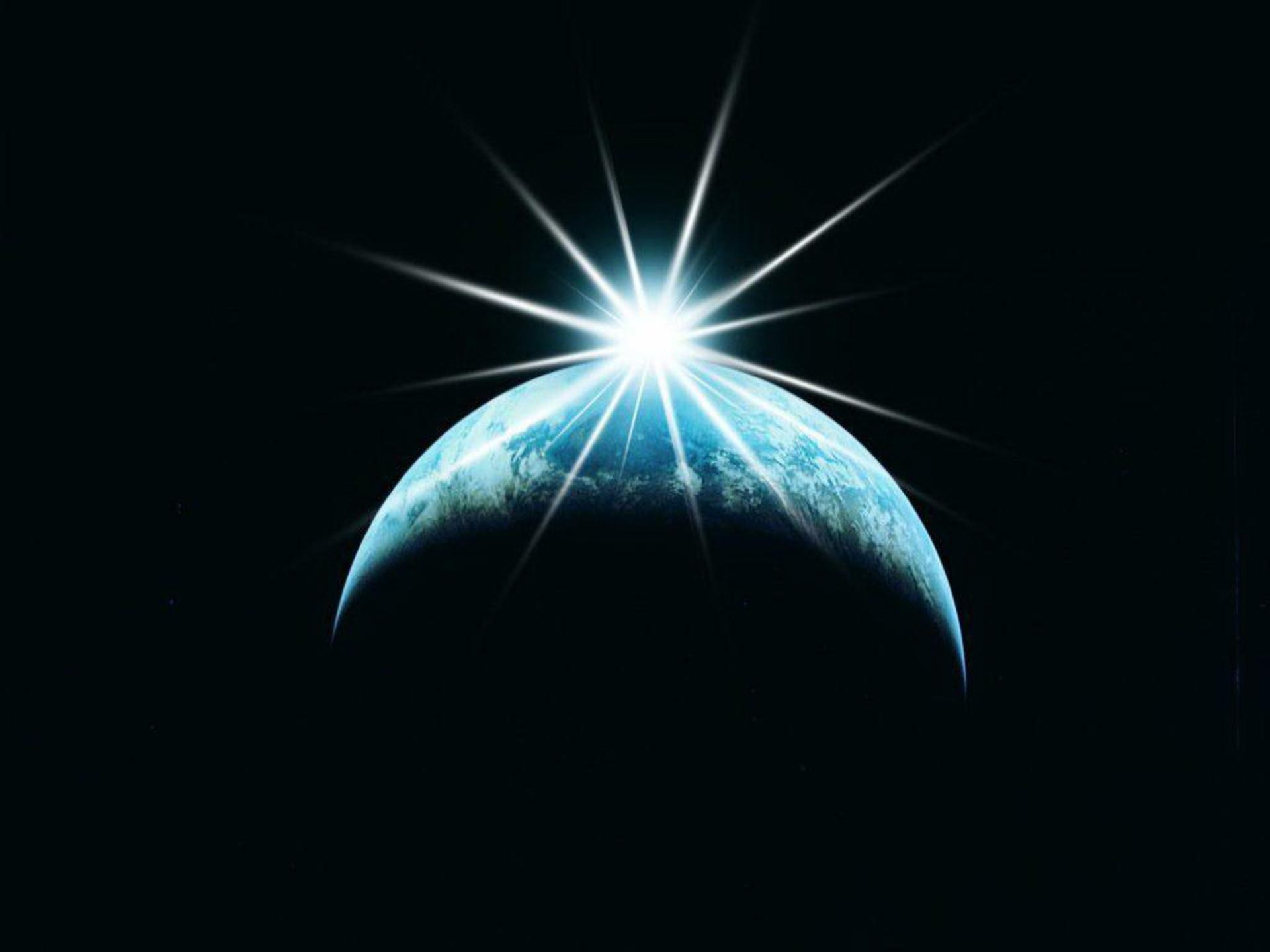 planet-earth-from-space-wallpaper-618 Американские ученые выяснили, что вода на Земле намного старше Солнца