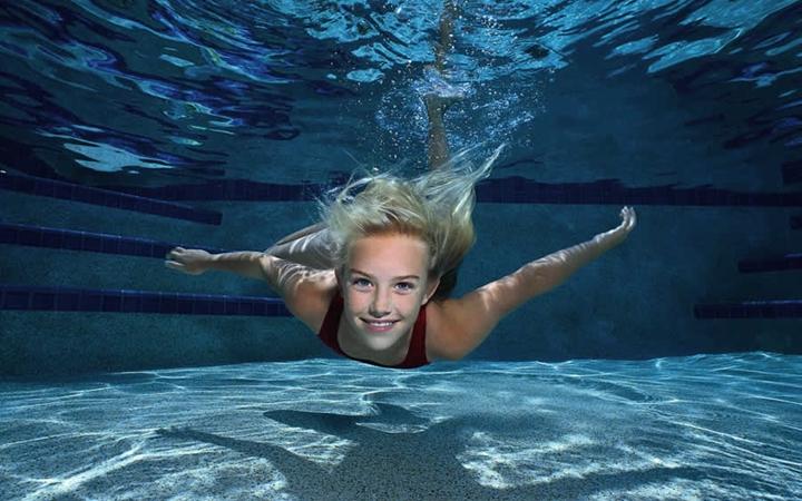 plavanie Активность мамы напрямую влияет на счастье ее ребенка